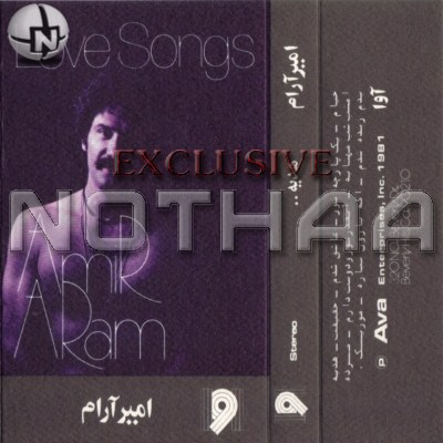 Amir Aram - Love Songs